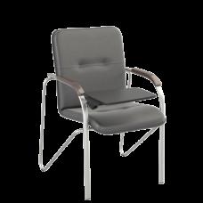 Стул Samba T (Самба) Silver V14 W1031 Черный со столиком