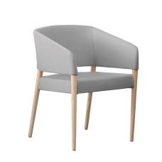 Кресло Nuvola Серый