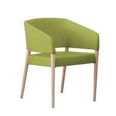 Кресло Nuvola Зеленый