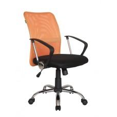 Кресло RCH-8075 оранжевая сетка