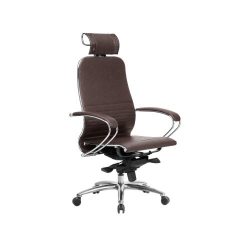 Кресло Samurai (Самурай) K-2.04 Темно-коричневый