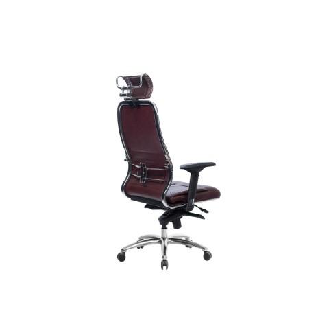 Кресло Samurai (Самурай) KL-3.04 Темно-бордовый