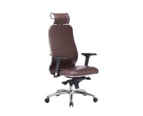 Кресло Samurai (Самурай) KL-3.04 Темно-коричневый