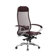 Кресло Samurai (Самурай) S-1.04 Темно-бордовый