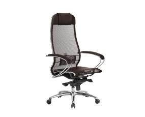 Кресло Samurai (Самурай) S-1.04 Темно-коричневый