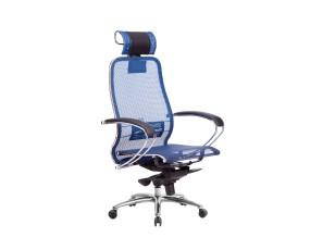 Кресло Samurai (Самурай) S-2.04 Синий