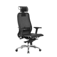 Кресло Samurai (Самурай) S-3.04 Черный Плюс