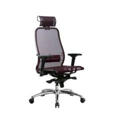Кресло Samurai (Самурай) S-3.04 Темно-бордовый