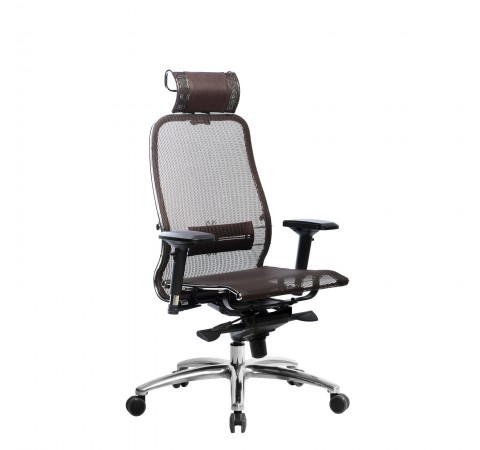 Кресло Samurai (Самурай) S-3.04 Темно-коричневый