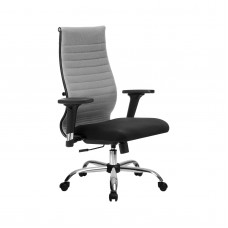 Кресло Metta (Метта) Комплект 19/2D Ch Светло-серый