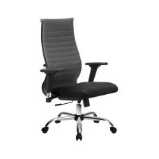 Кресло Metta (Метта) Комплект 19/2D Ch Темно-серый