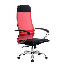Кресло Metta (Метта) Комплект 4 Ch Красный