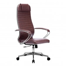 Кресло Metta (Метта) Комплект 6.1 Ch-2 Темно-коричневый