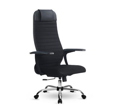 Кресло Metta (Метта) Комплект 22 Ch Черный