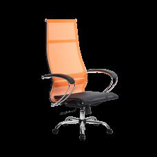 Кресло SK-1-BK Комплект 7 Оранжевый