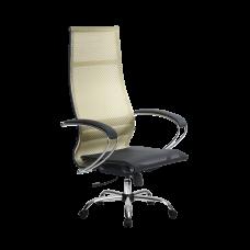 Кресло SK-1-BK Комплект 7 Золотой ротанг
