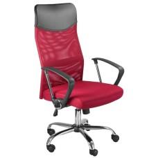 Кресло Арго (высокая спинка) Бордовый