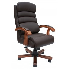 Кресло Лорд Темно-коричневый