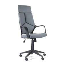 Кресло Айкью М-710 Black Pl Голубой