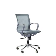 Кресло Йота М-805 Grey Голубой