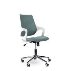 Кресло Ситро М-804 White Бирюзовый
