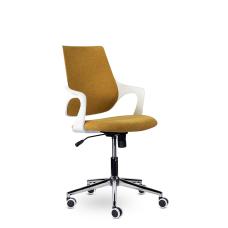 Кресло Ситро М-804 White Оранжевый